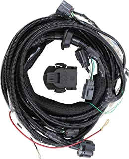 918XganRXOL._AC_UL320_SR260320_ amazon com jeep liberty trailer hitch wiring harness automotive Trailer Wiring Harness at gsmportal.co