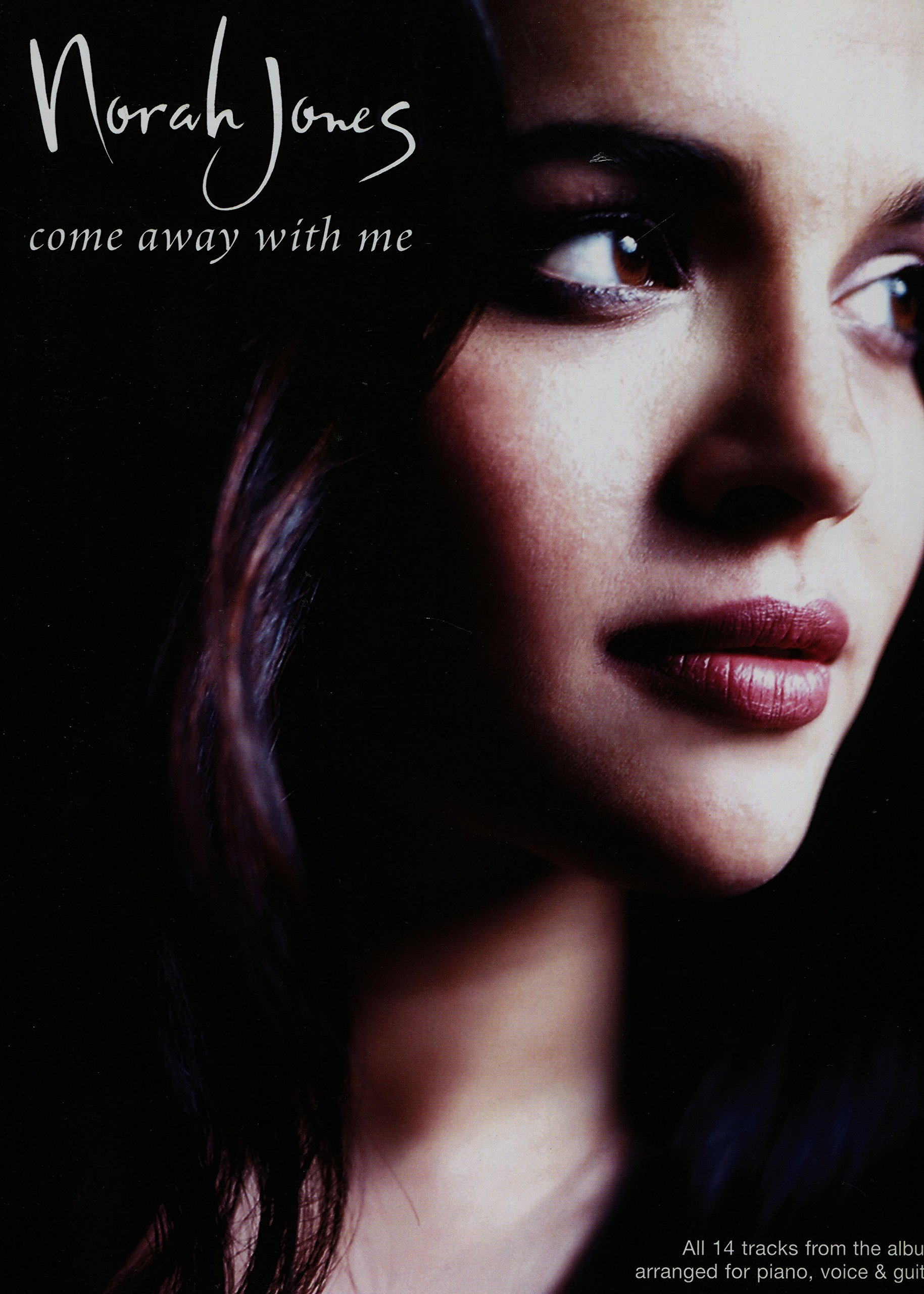 Buy Norah Jones Come Away With Me Pvg Book Online At Low Prices In India Norah Jones Come Away With Me Pvg Reviews Ratings Amazon In