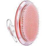 Exfoliating Brush, Body Brush, Ingrown Hair and Razor Bump Treatment - Eliminate Shaving Irritation for Face, Armpit, Legs, N