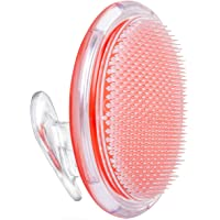 Exfoliating Brush to Treat and Prevent Razor Bumps and Ingrown Hairs - Eliminate Shaving Irritation for Face, Armpit…