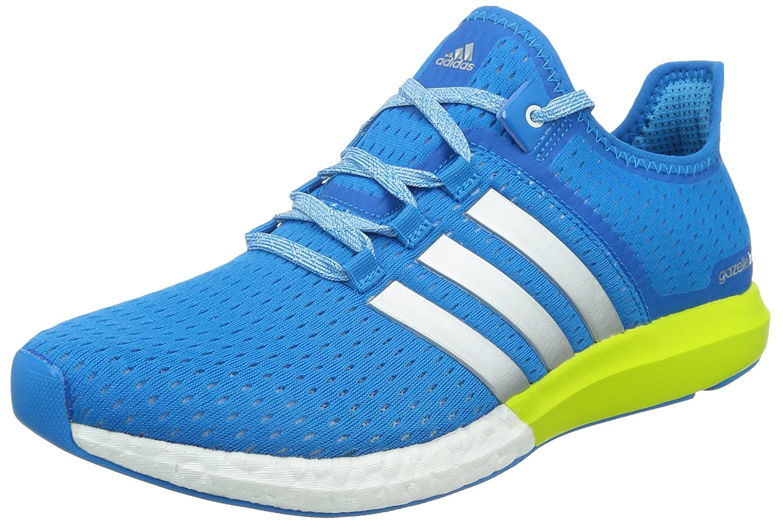 half off limited guantity sale retailer Adidas Men s CC Gazelle Boost M BLUE WHITE GREEN Blue ...