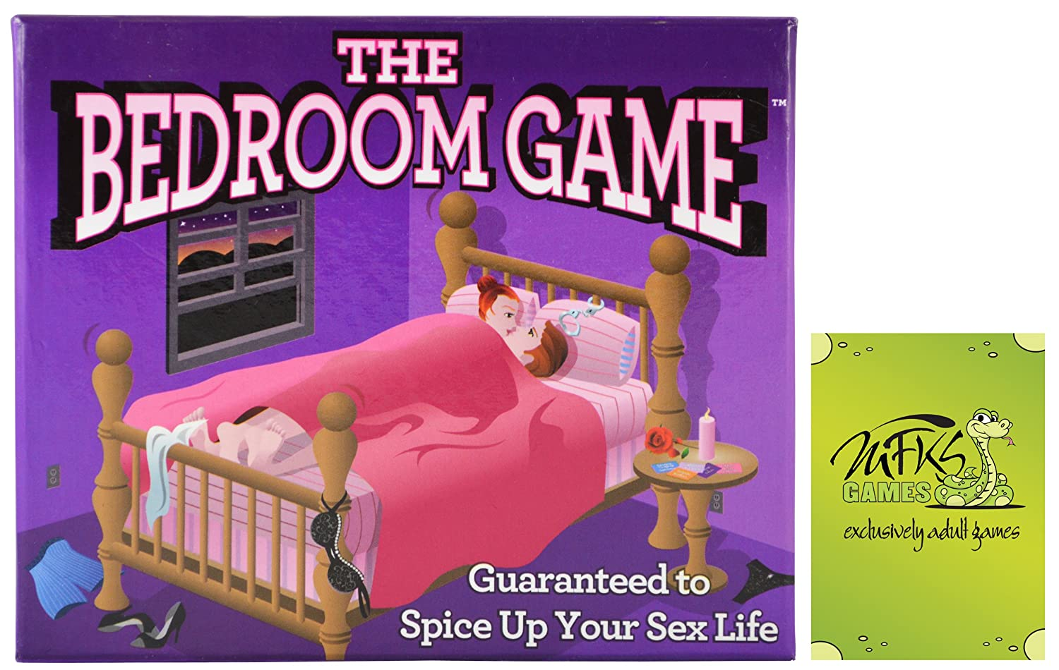 Terrific Amazon Com The Bedroom Game Adult Card Game For Couples Beutiful Home Inspiration Aditmahrainfo