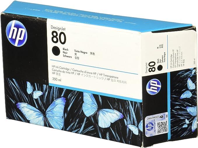 HP C4871A - Cartucho de Tinta, Negro: Hp: Amazon.es: Oficina y ...