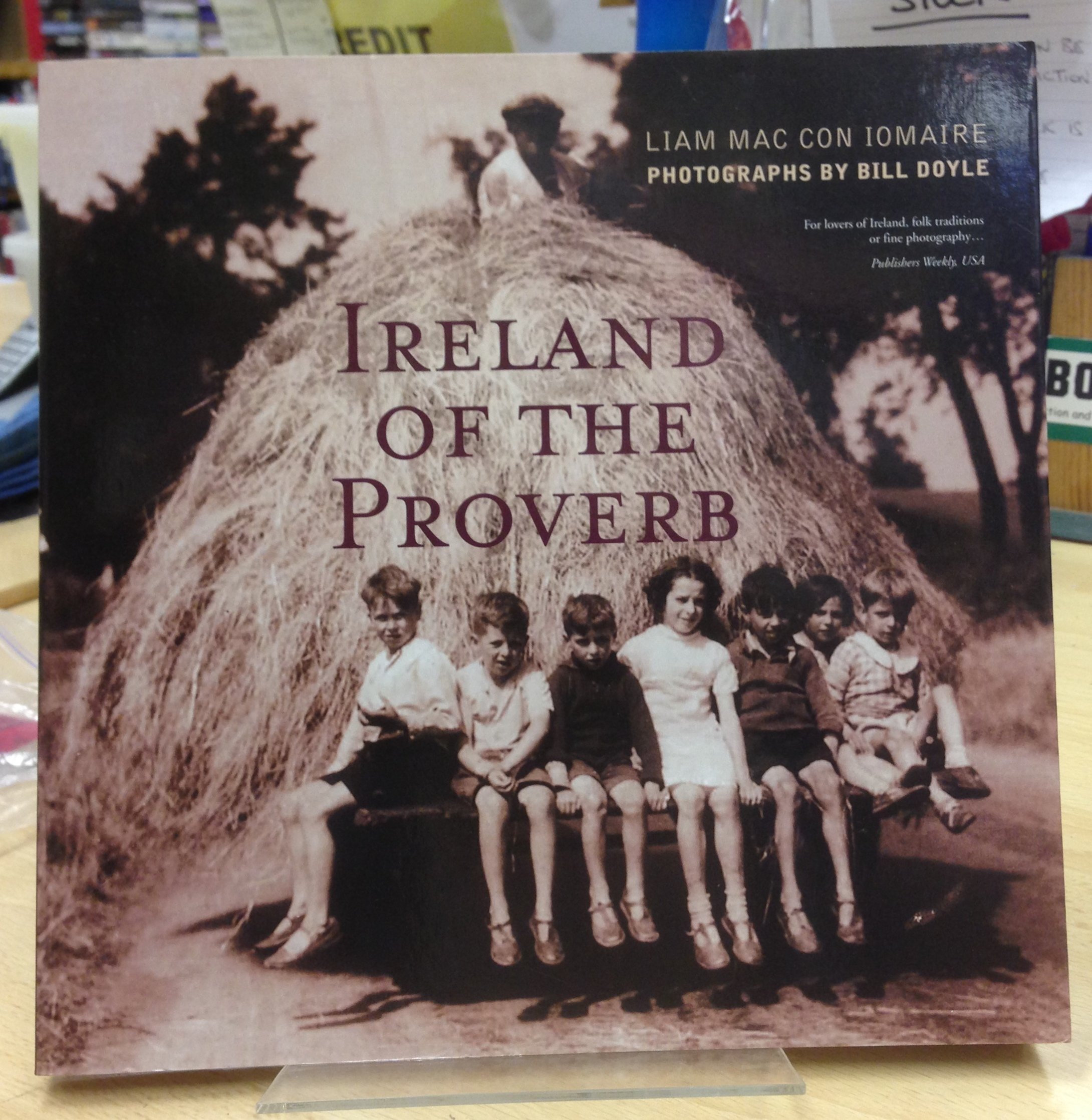 Ireland of the Proverb ebook