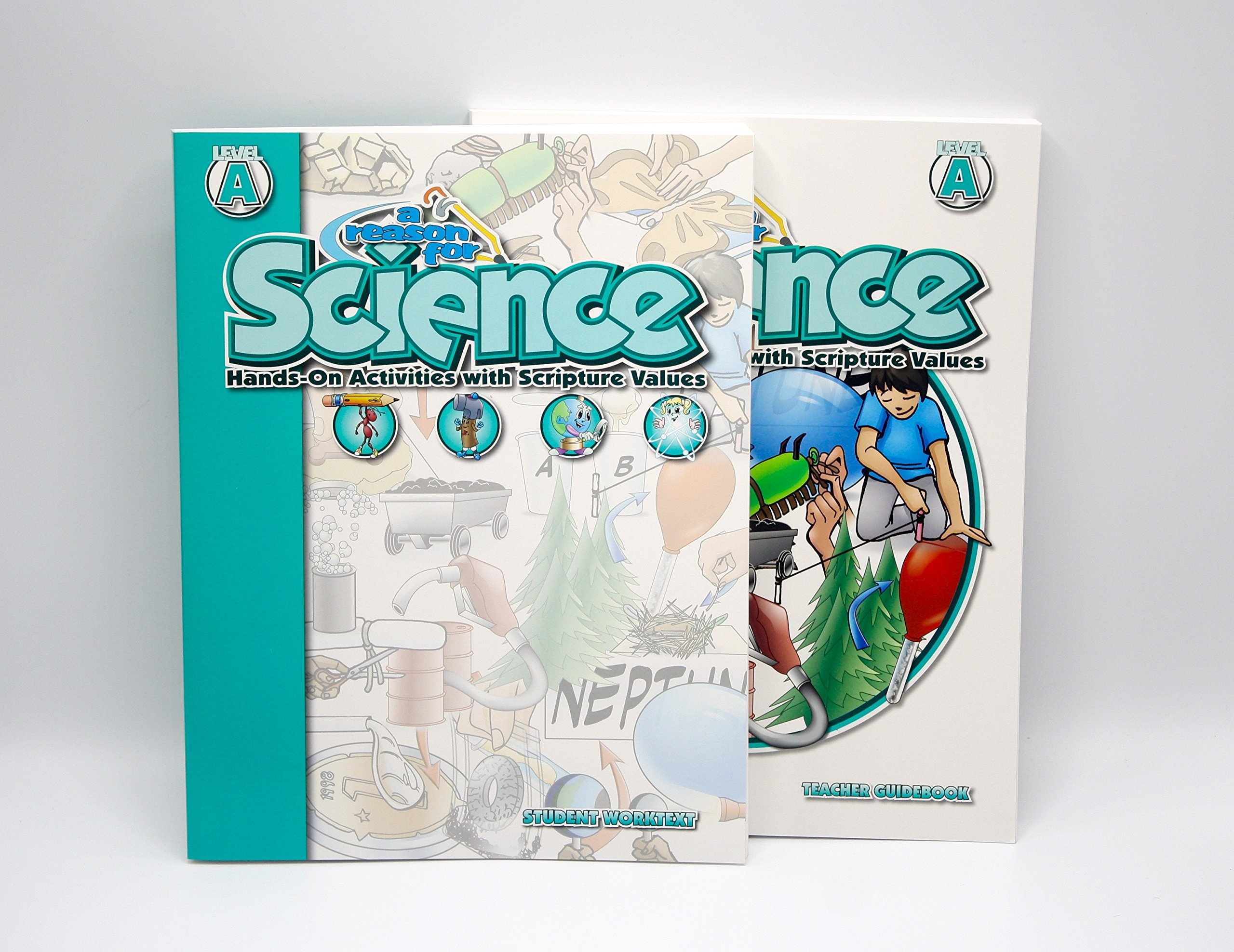 A Reason For Science Homeschool Pack Level A