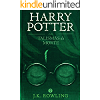 Harry Potter e os Talismãs da Morte (Portuguese Edition) book cover
