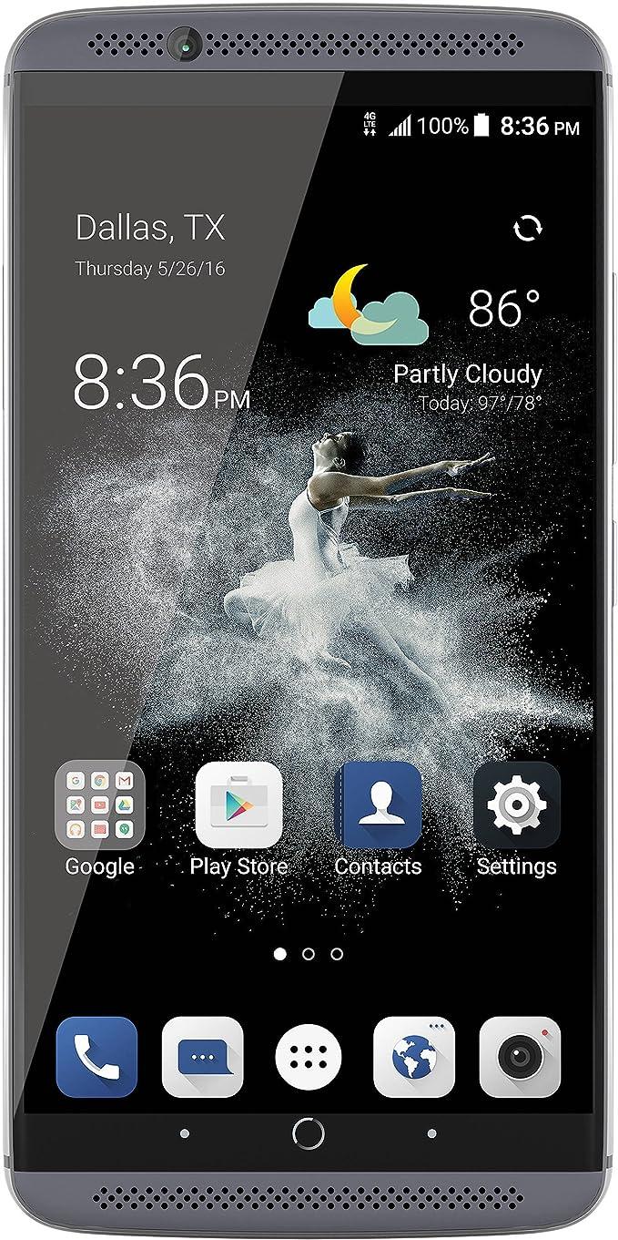 ZTE AXON 7 (64GB) - Smartphone libre Android 6.0 (4G Lte, Pantalla ...