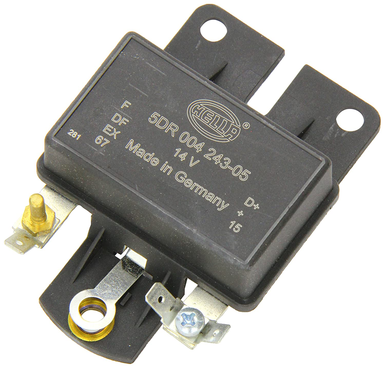 HELLA 5DR 004 243-051 Generatorregler 12V Nennspannung