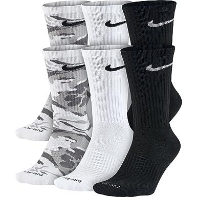 Unisex Nike Everyday MAX Cushion Crew Sock (6 Pair)