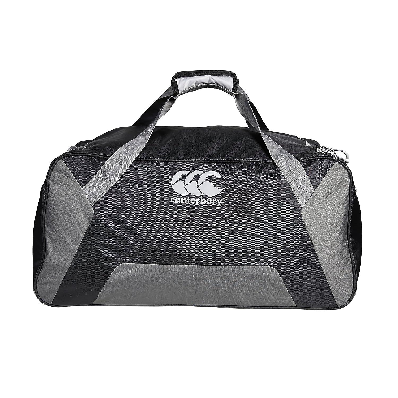 Canterbury Holdall - Bolsa para Material de Rugby, Color Negro, Talla O/S Canterbury of New Zealand