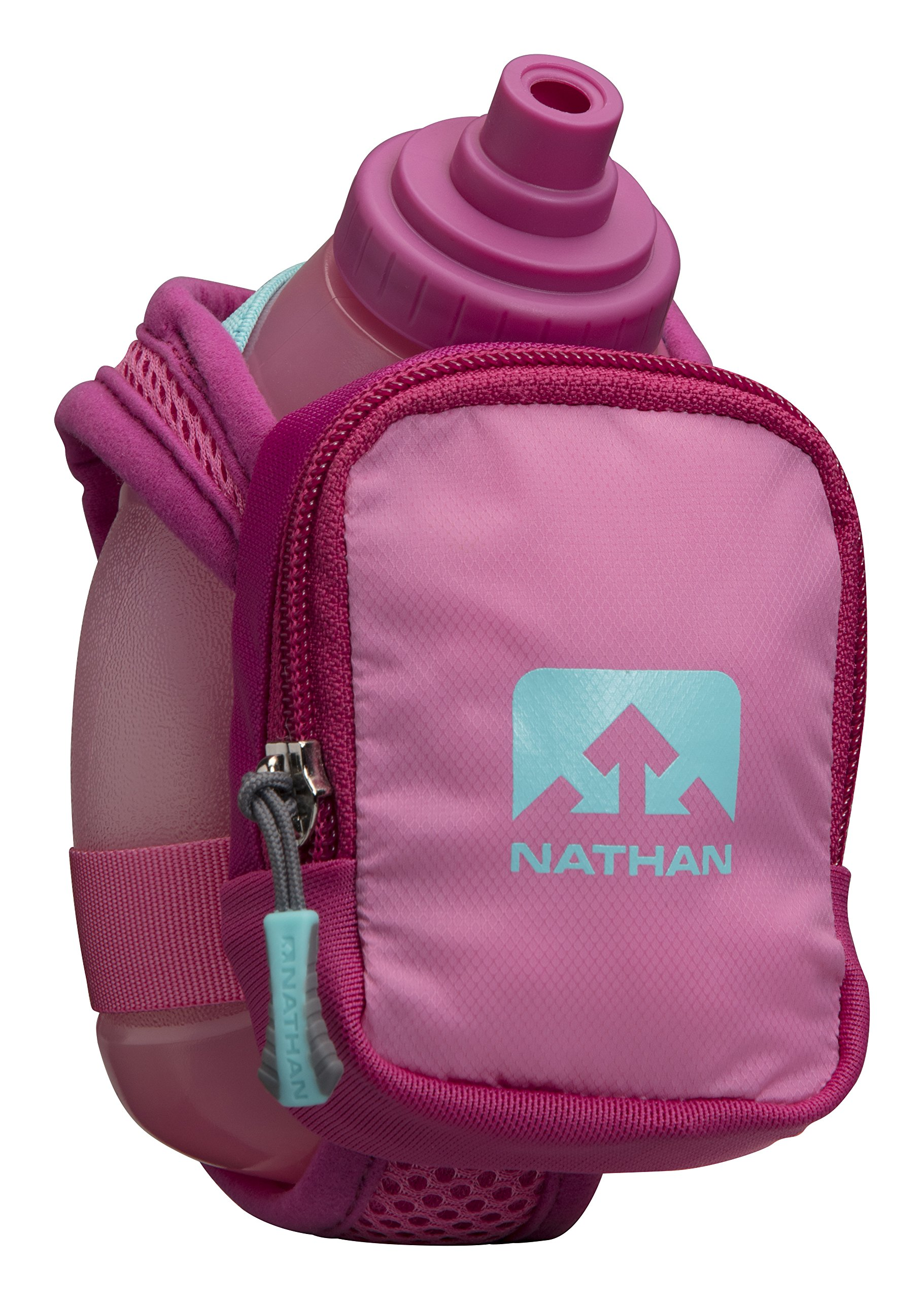 Nathan NS4836-0339-00 Quick Shot Plus Running Equipment, Azalea/Lilac Rose, One Size