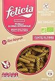Felicia Fusilli Pasta di Riso Integrale - 340 gr - [confezione da 6]