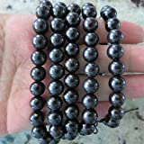 8mm*108 High Quality Pure Vietnames Black Sandalwood Tibet Buddhist Prayer Mala