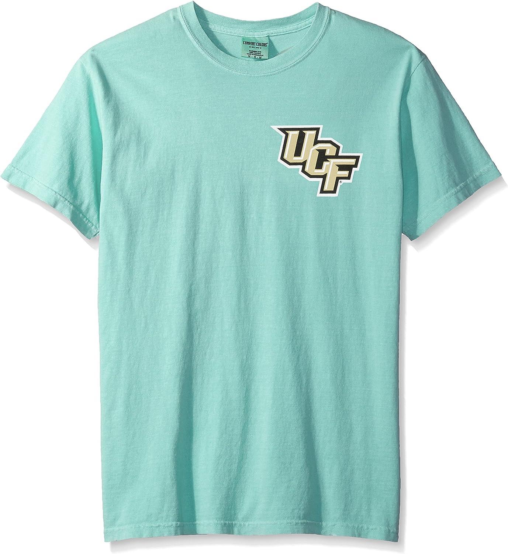 New World Graphics NCAA Tea Glasses Short Sleeve T-Shirt