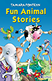 Fun Animal Stories for Children 4-8 Year Old. Adventures with Amazing Animals, Treasure Hunters, Explorers and an Old Locomotive (Illustrated Children ... Bedtime and Beginning Readers Picture Book)