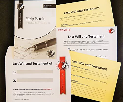 Living will forms and advance decision template with guidance notes last will and testament kit super value pack 2018 brand new latest diy legal forms solutioingenieria Choice Image