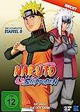 Naruto Shippuden, Staffel 5: Die Jagd auf den Sanbi (Episoden 309-332, uncut - inkl. Naruto Booster Deck und Poster) [3 DVDs]