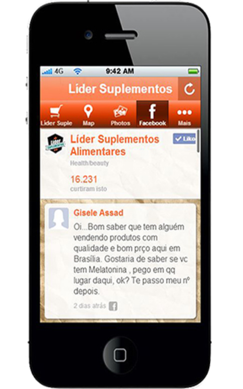 Amazon.com: Líder Suplementos: Appstore for Android