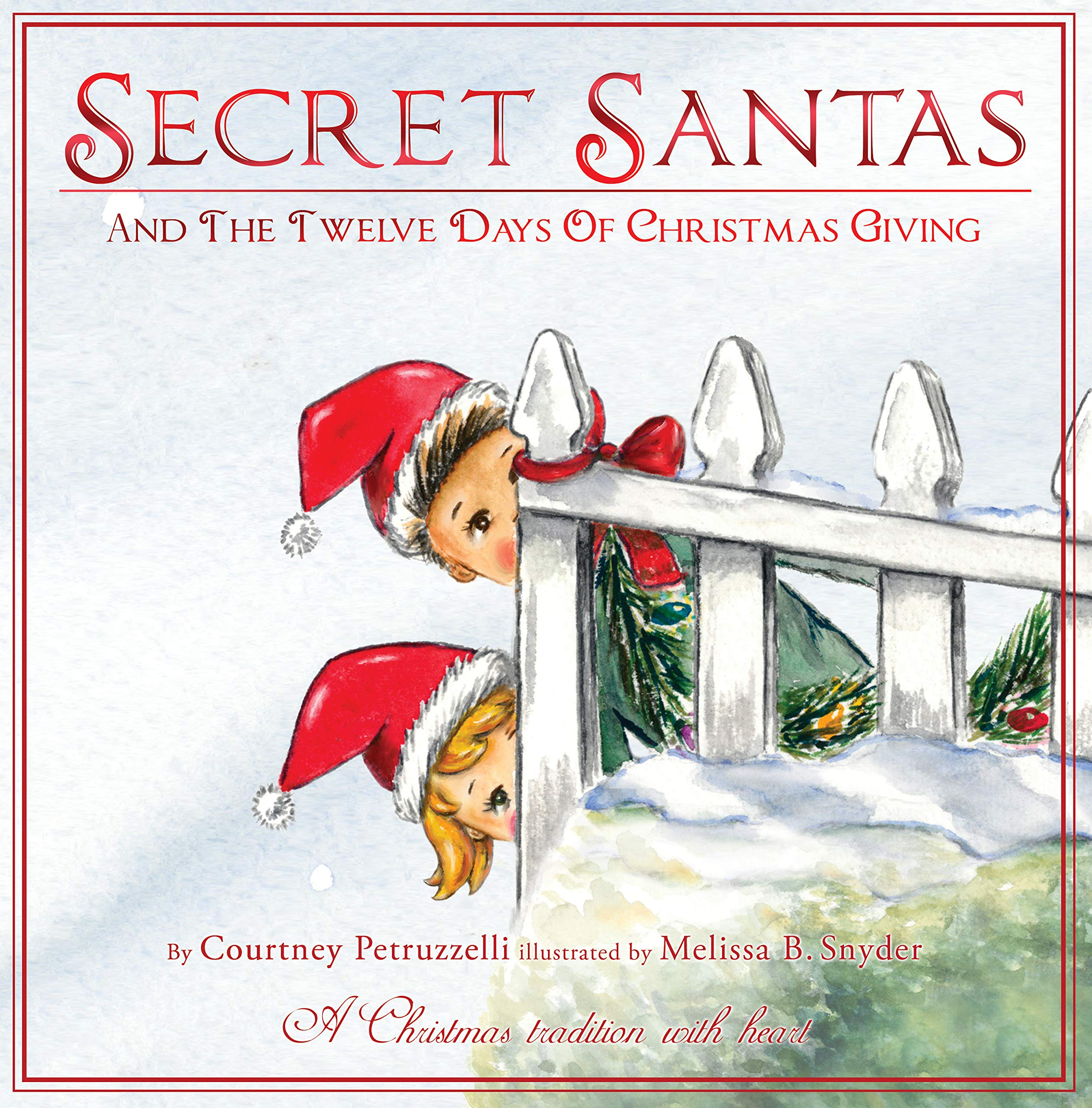 Secret Santas and the Twelve Days of Christmas Giving: Courtney ...
