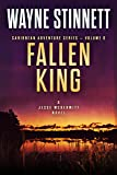 Fallen King: A Jesse McDermitt Novel (Caribbean Adventure Series Book 6) (English Edition)