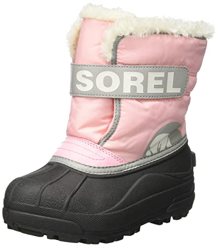 Sorel Girls  Childrens Snow Commander Boots  Amazon.co.uk  Shoes   Bags 9063a81baa