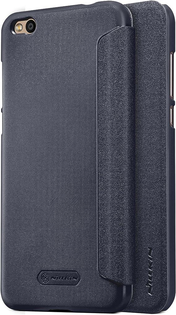 Xiaomi Mi5C Funda - NAVT Alta calidad Slim Fit Flip Case Cover ...
