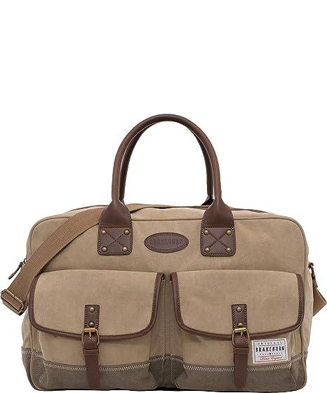 c417b61bff Brakeburn Mens Travel Holdall Duffle Bag  Amazon.co.uk  Luggage