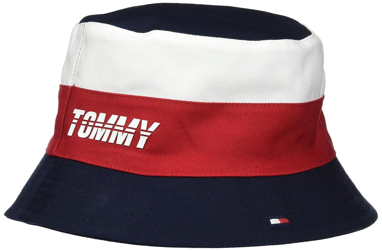 Tommy Hilfiger Reversible Bucket Hat, Gorra para Bebés: Amazon.es: Ropa y accesorios