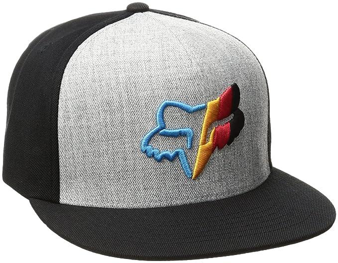 Fox Racing - Gorra de béisbol - sombrero - para hombre negro negro Talla  única  Amazon.es  Ropa y accesorios 0abadcc96df