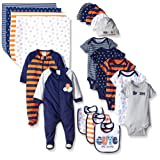 Amazon Price History for:Gerber Baby Boys' 19 Piece Essentials Gift Set