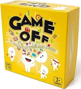 Game Off - El Batallón de Duelos Cara a Cara: Amazon.es: Juguetes y juegos