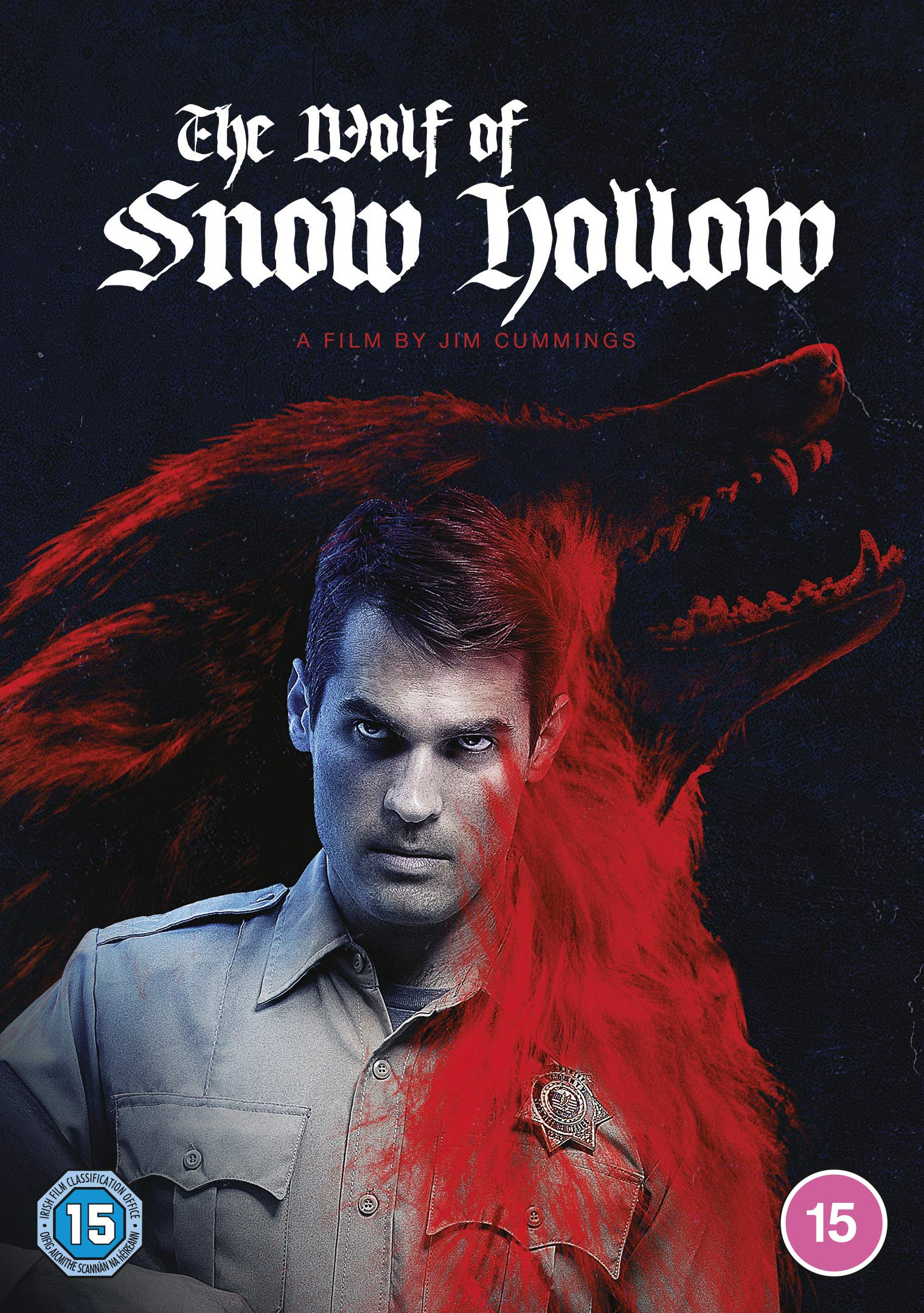 The Wolf of Snow Hollow [DVD] [2020]