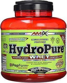 Amix High Class HydroPure Whey - 1600gr aislado de proteína ...
