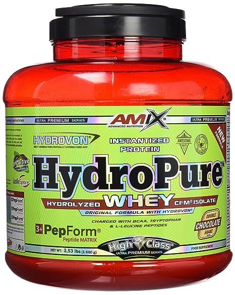 Amix Hydropure Whey CFM 1,6 kg Chocolate