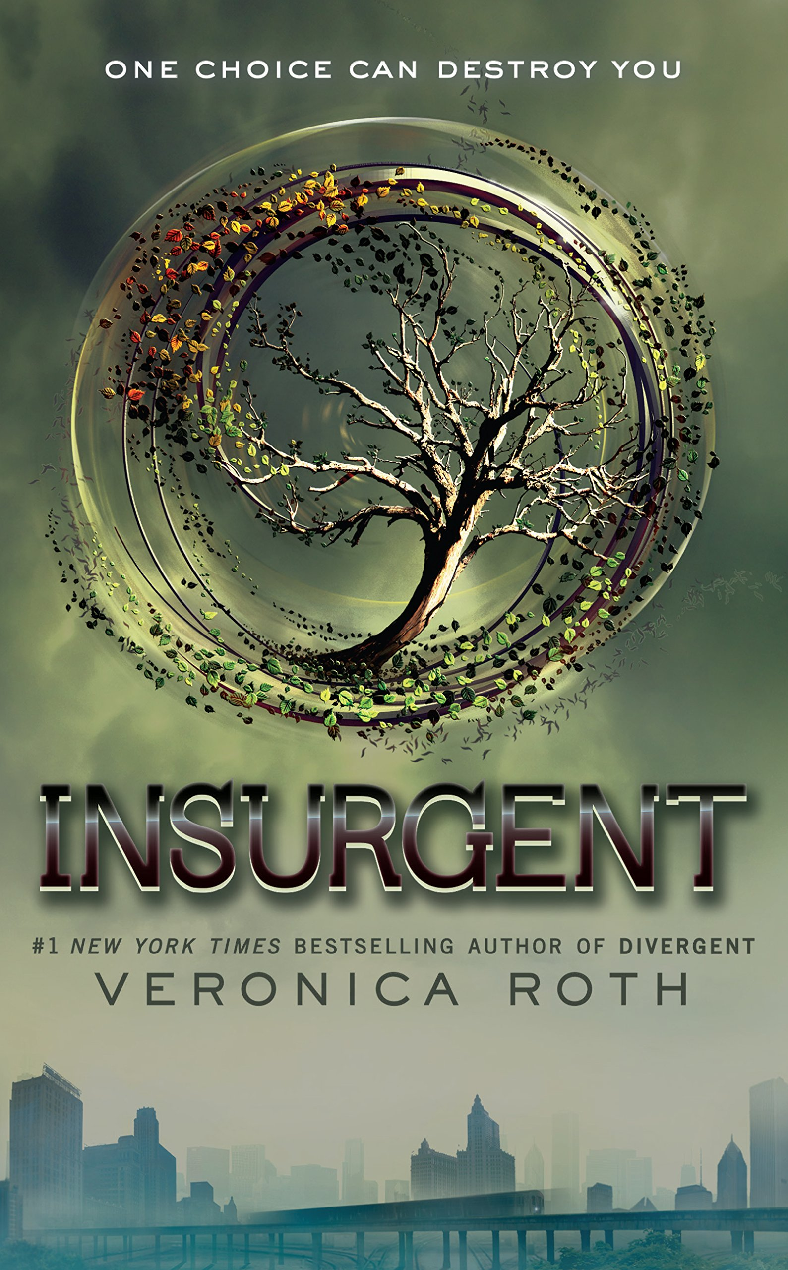 Image result for insurgent book