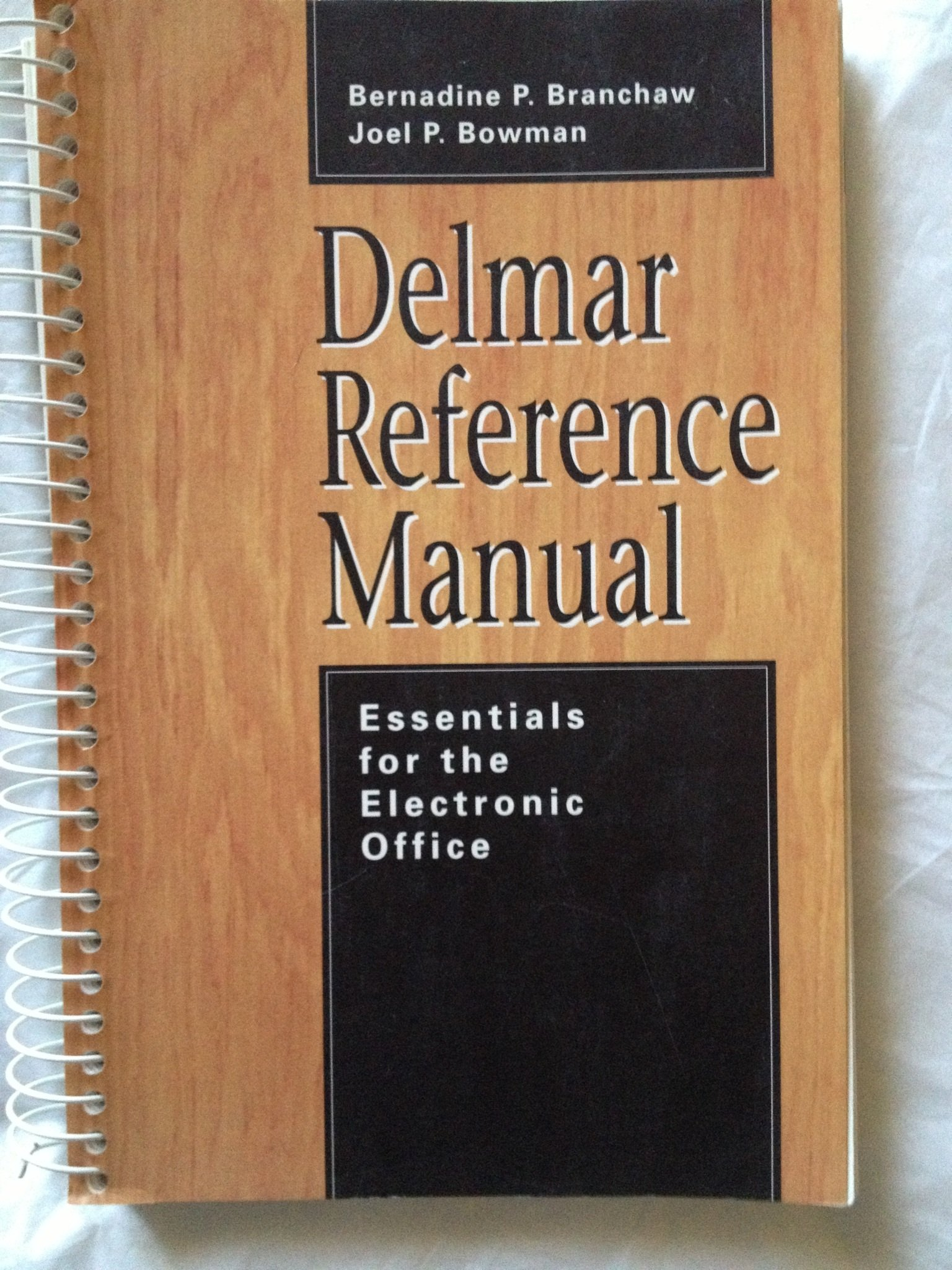 Buy Delmar Reference Manual: Essentials for the Electronic Office Book  Online at Low Prices in India | Delmar Reference Manual: Essentials for the  ...
