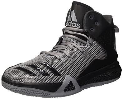 adidas Men s DT Bball Mid Basketball Shoes b58845375