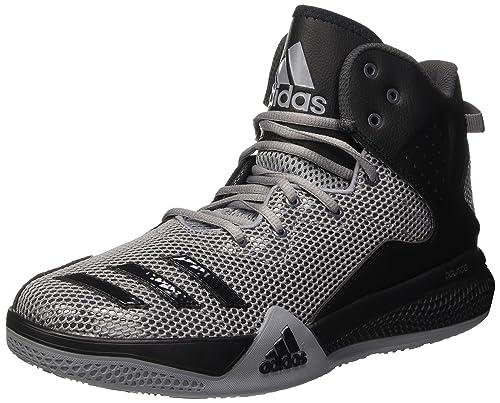 adidas DT Bball Mid, Zapatillas de Baloncesto para Hombre