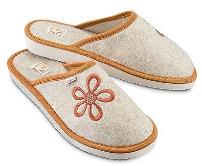 data di rilascio Buoni prezzi come ottenere Bosaco Pantofole Ciabatte Donna Casa Pantofola Ciabatta Vera Feltro