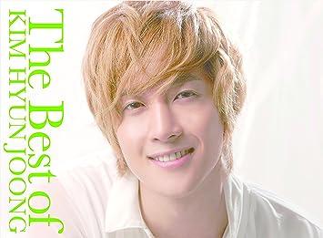 amazon the best of kim hyun joong 初回限定盤A 2cd blu ray