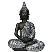 Khevga Statuetta di Buddha seduto, 30 cm