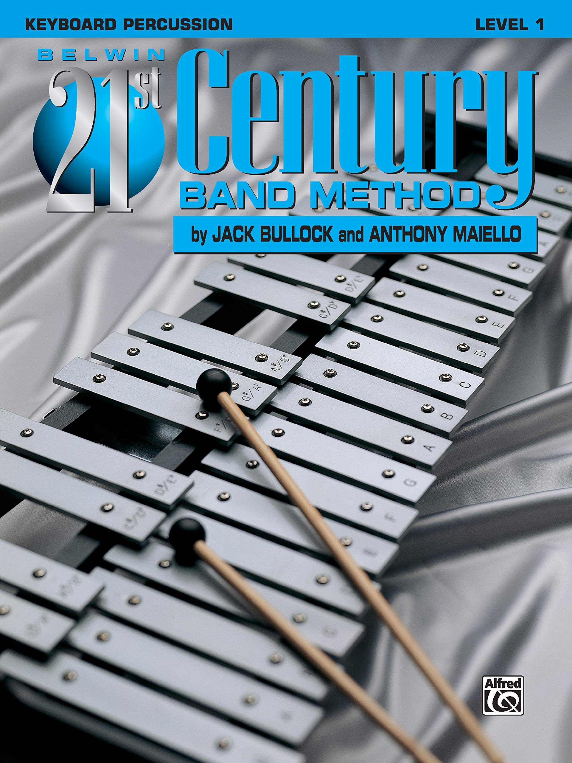 Belwin 21st Century Band Method Level 1 Percussion Book