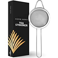 Tea Strainer Tea Small Strainer - Mini Strainer Small Mesh Strainer Small Strainer Fine Mesh Strainer for Tea - Matcha Sifter Tea Sifter Mini Strainer Fine Mesh - Fine Tea Strainer Tea Sieve for Tea