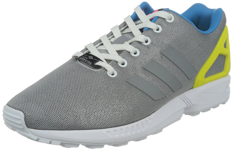 Adidas Sneaker Zx Flux M21311, Ltonix/green/silver, 43 1/3