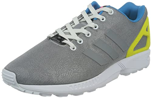 newest f9e8b d518e Chaussure Originals ZX Flux Gris M21311