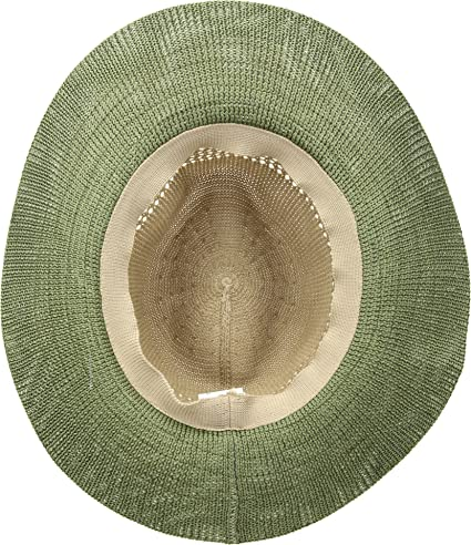 38b3d74ee The North Face Women's Packable Panama Hat - Kelp Tan & Four Leaf ...