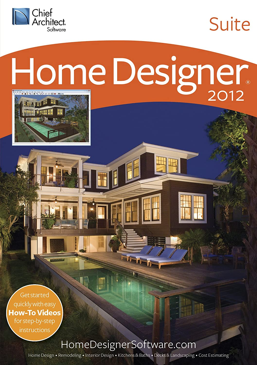 Amazon.com: Home Designer Suite 2012 [Download]: Software
