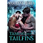 Taming their Tailfins: A Shifter Paranormal Romance - Howls Romance (Lords of Oloris: Hidden Seas Book 2)