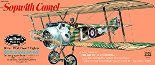 product image for Guillow's Sopwith Camel Model Kit