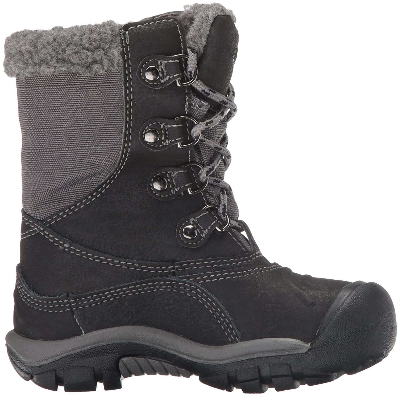 KEEN Unisex Kids  Basin Wp High Rise Hiking Boots  Amazon.co.uk  Shoes    Bags 81ba6496f1ea0